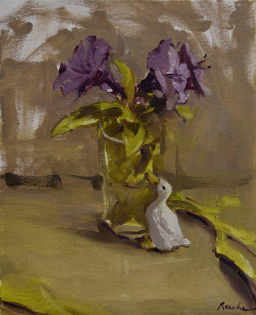 flower-art-painting