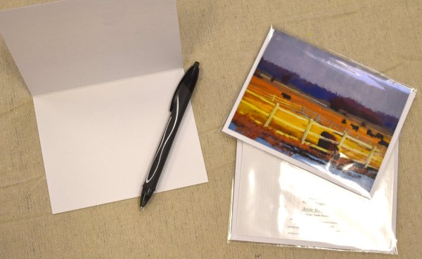 south dakota notecards greeting cards